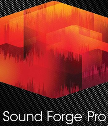 MAGIX Sound Forge Audio Studio